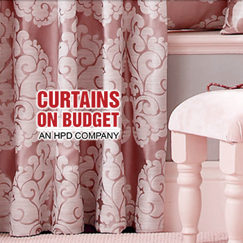 Curtains on Budget