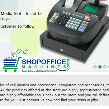 Shop Office Machines