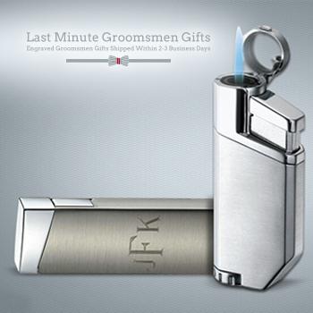 Last Minute Groomsmen Gifts