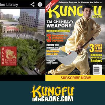 Kung Fu Magazine
